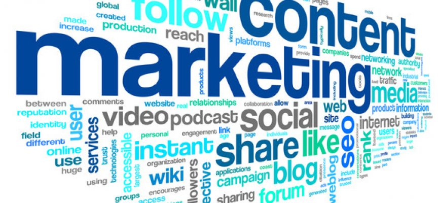 Selecting Online Content Marketing Providers Done Affordably