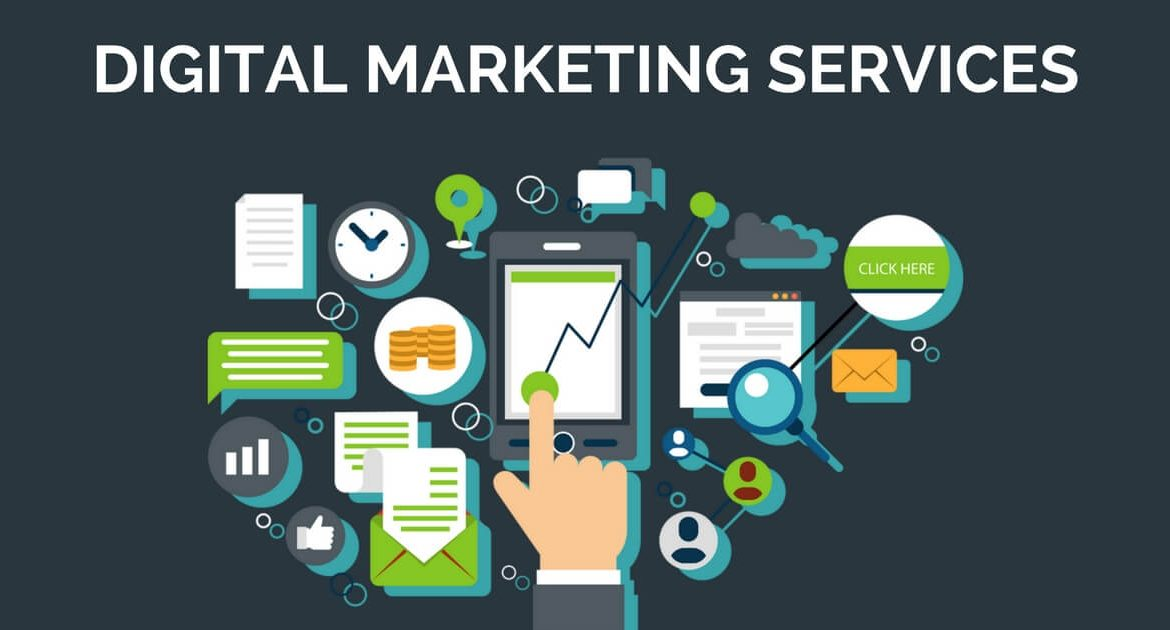5 Good Reasons To Use Digital Marketing Services To Change Your Company